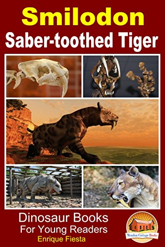 extinct sabretooth cats