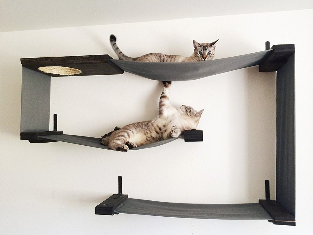 choosing the best cat tree with hammock can be tricky   let our guide help you helping you to choose the very best cat tree with hammock  rh   thehappycatsite