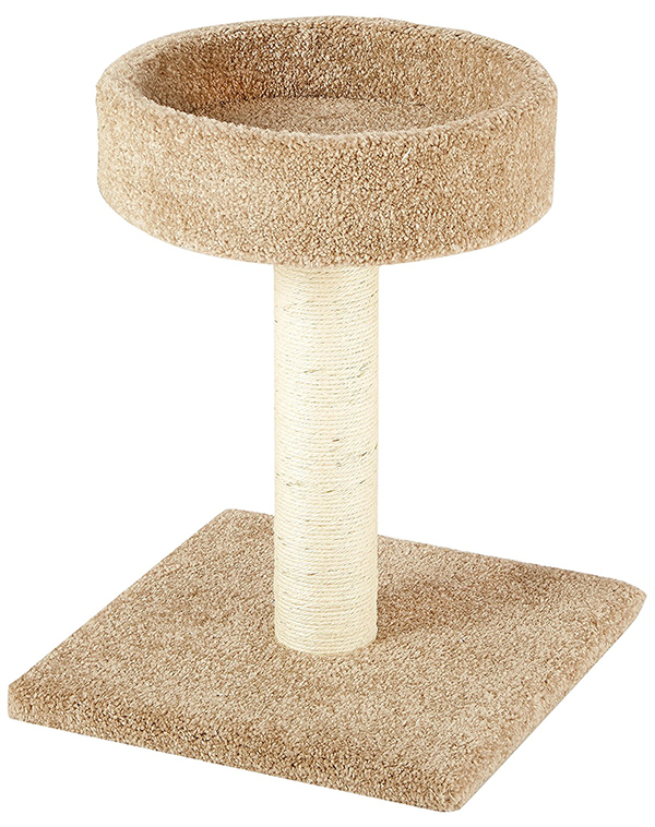 Cat scratching post that looks like a tree 11