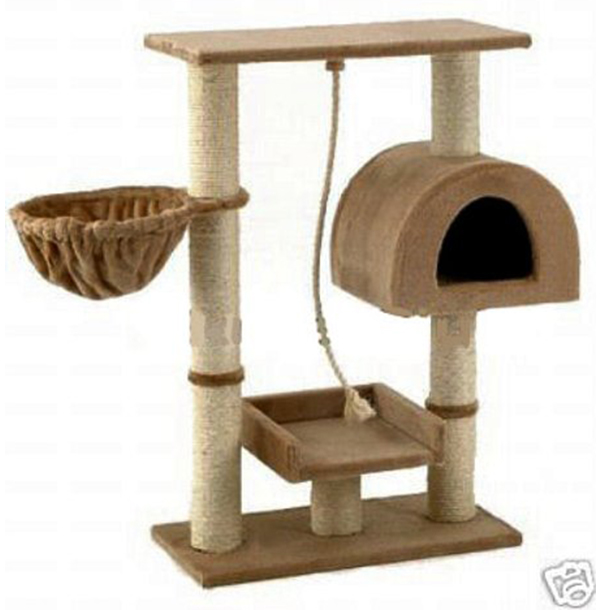 Best Wood To Make A Cat Scratching Post