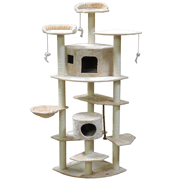 Best large cat towers