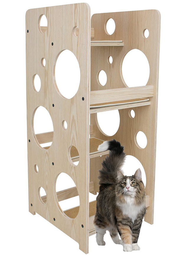 modern cat furniture best designer cat furniture for stylish kitties amp their 11475