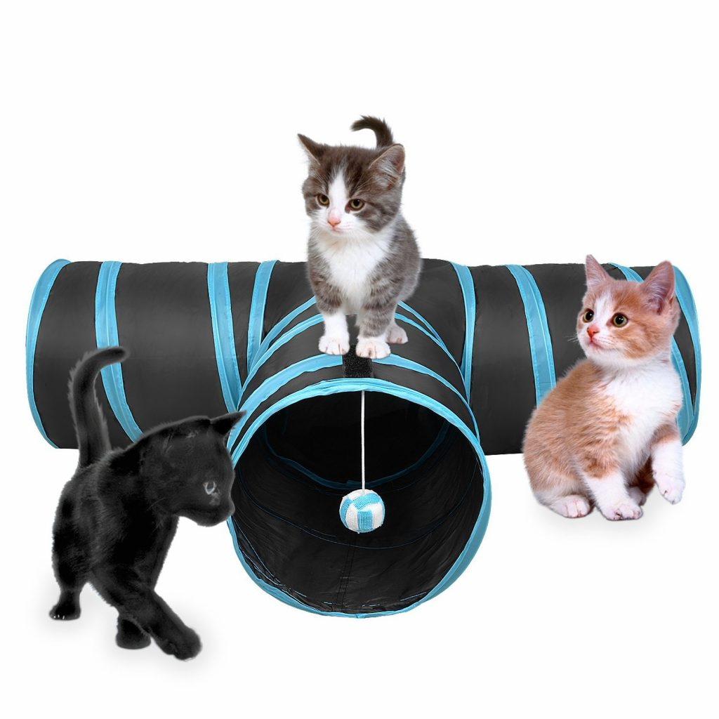 Kitty Tunnel Cat Toy