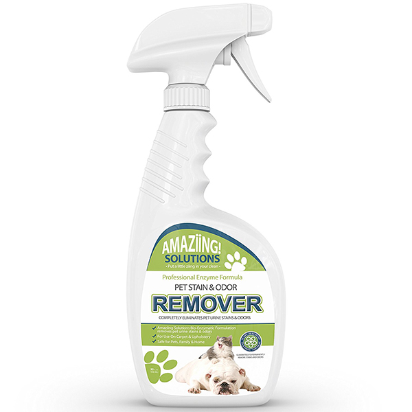 Best Cleaner For Cat Urine Stain Removing Amp Odor Elimination