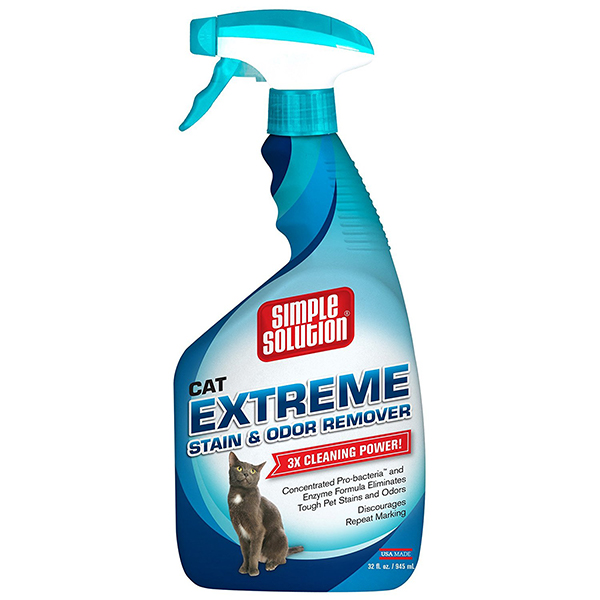 Best Cleaner For Cat Urine Stain Removing Amp Odor Elimination