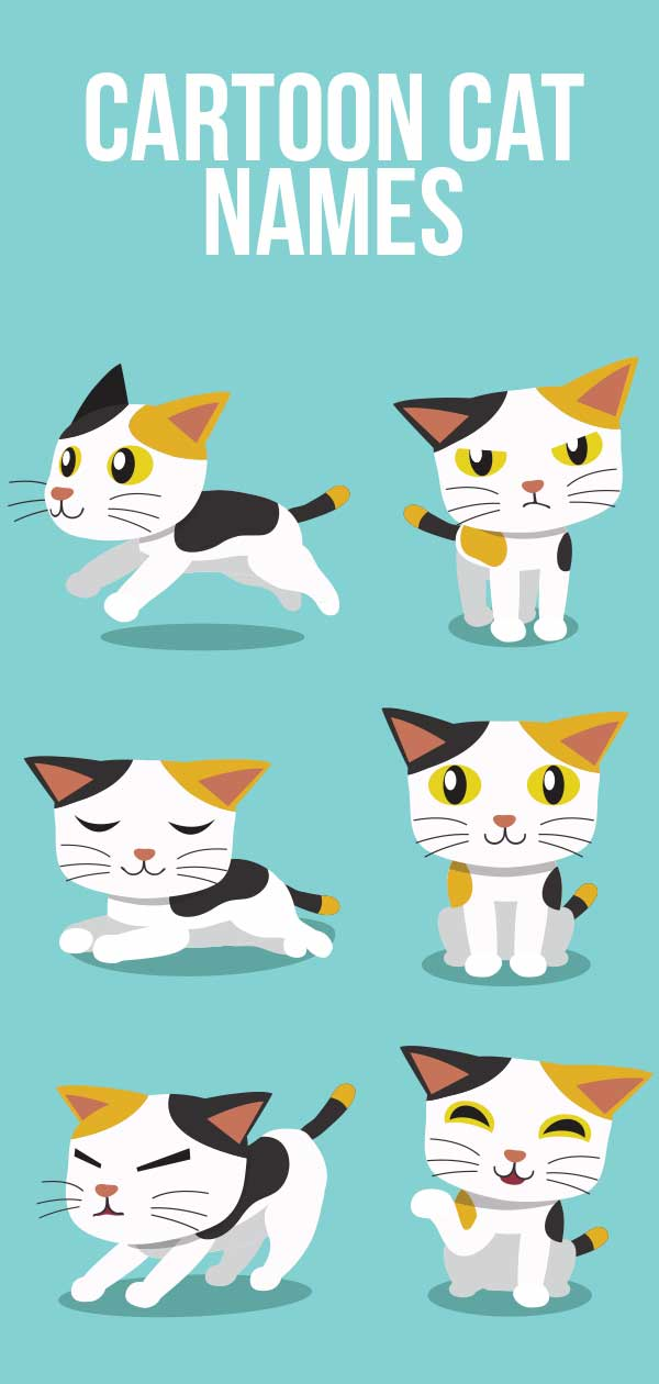 Cartoon Cat Names Which Ones Do You Like The Sound Of